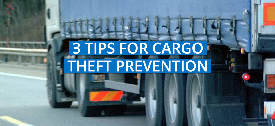 Cargo Theft Prevention