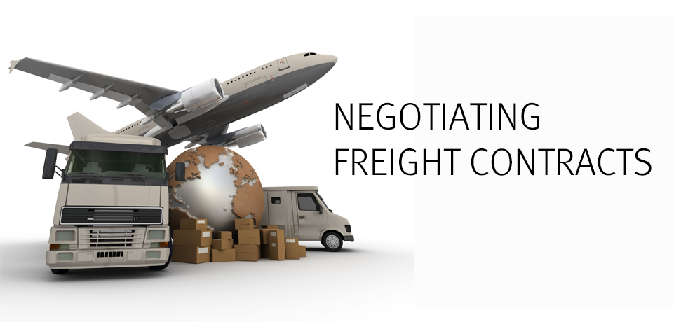 There's a Less Frustrating Way to Negotiate Freight Contracts