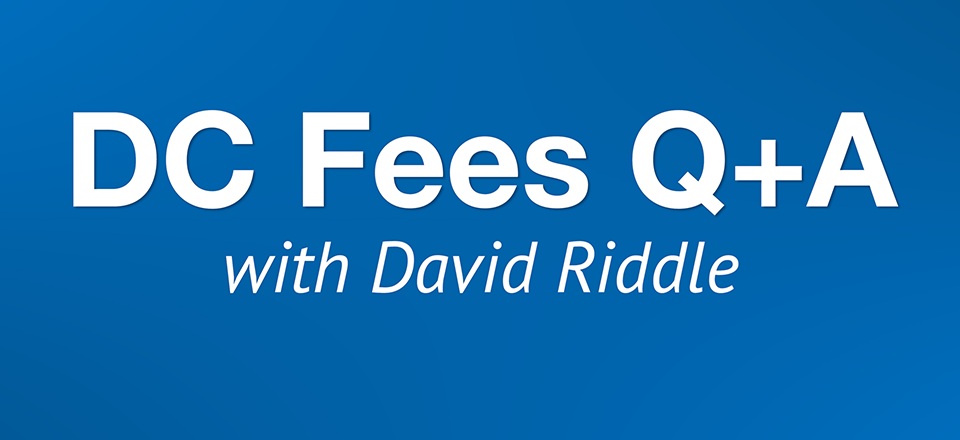 Distribution Centre Fees Q+A