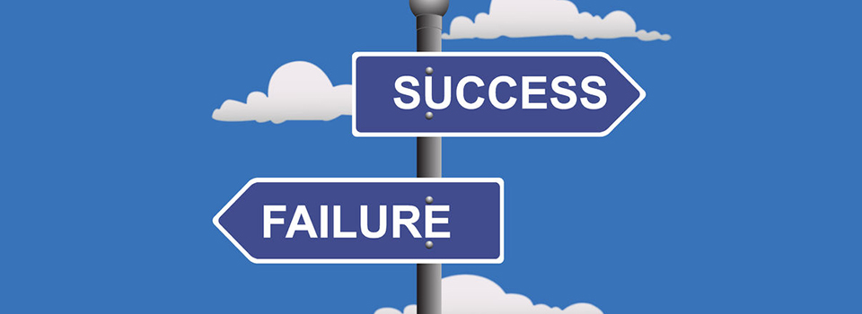 Failure and Success Turning Point