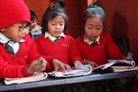 Nepal Children Education - B1G1