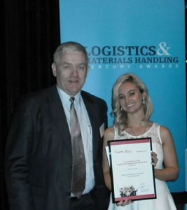 Supply Chain Scholarship Winner