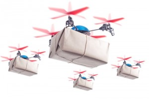 Drones in Distribution