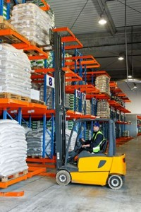 Supply Chain Revolution and Warehousing